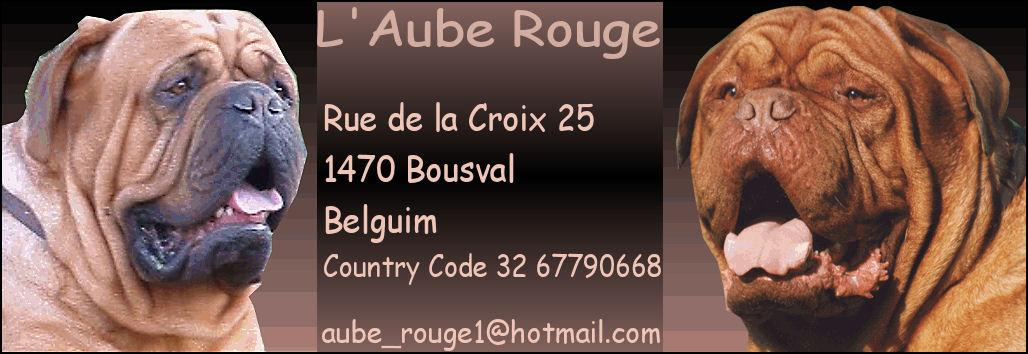L'aube Rouge kennel